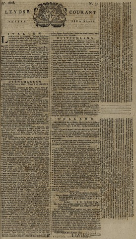 Leydse Courant 1808-03-25