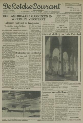 Leidse Courant 1961-08-19