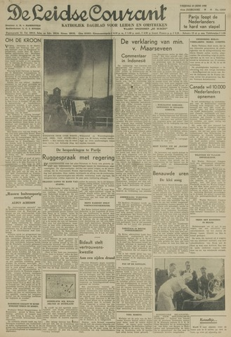 Leidse Courant 1950-06-23
