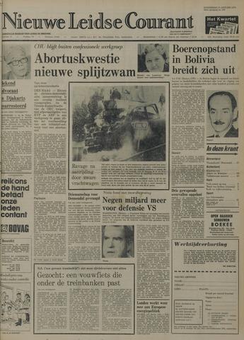 Nieuwe Leidsche Courant 1974-01-31