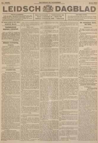 Leidsch Dagblad 1923-11-24