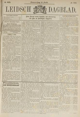 Leidsch Dagblad 1892-07-02