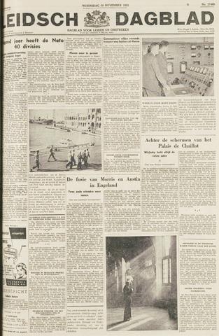 Leidsch Dagblad 1951-11-28