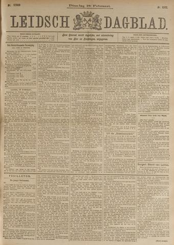 Leidsch Dagblad 1902-02-18