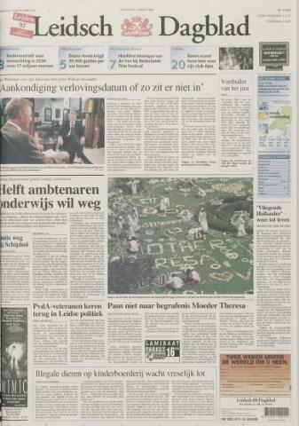 Leidsch Dagblad 1997-09-10