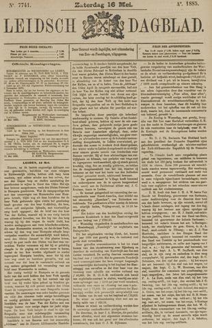 Leidsch Dagblad 1885-05-16