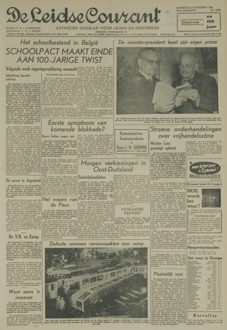 Leidse Courant 1958-11-15
