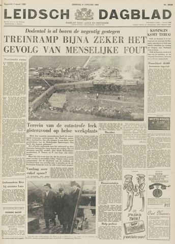 Leidsch Dagblad 1962-01-09