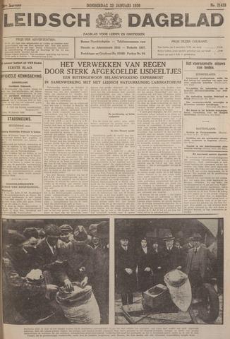 Leidsch Dagblad 1930-01-23