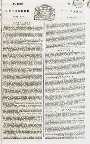 Leydse Courant 1838-03-21