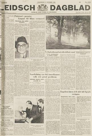 Leidsch Dagblad 1951-10-17
