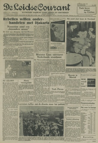 Leidse Courant 1958-05-06