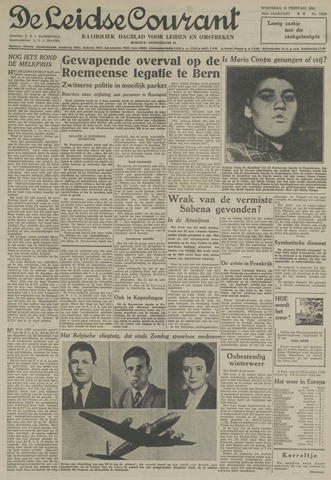Leidse Courant 1955-02-16
