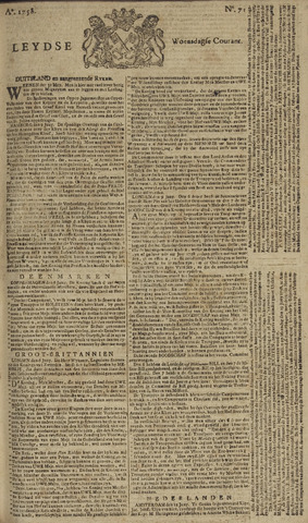 Leydse Courant 1758-06-14