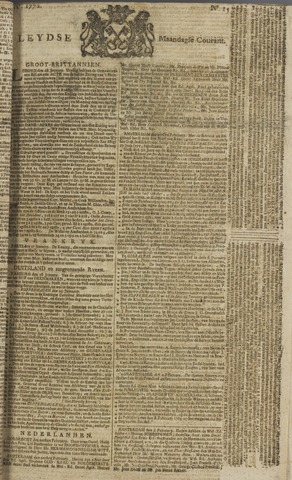 Leydse Courant 1772-02-03