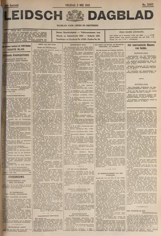 Leidsch Dagblad 1933-05-05