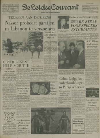 Leidse Courant 1969-10-24