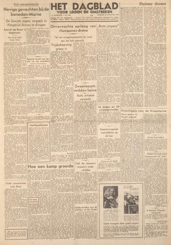 Dagblad voor Leiden en Omstreken 1944-08-29
