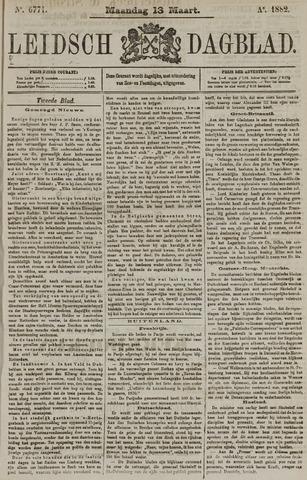 Leidsch Dagblad 1882-03-13