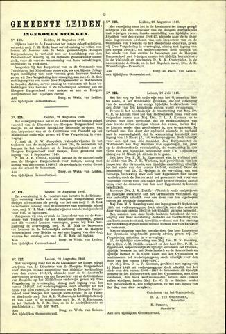 Handelingen van de Raad 1946-08-29