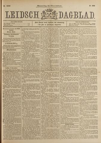 Leidsch Dagblad 1899-12-11