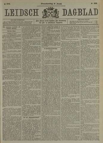 Leidsch Dagblad 1909-06-03