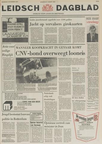 Leidsch Dagblad 1979-11-05