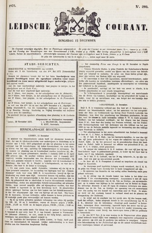 Leydse Courant 1876-12-12