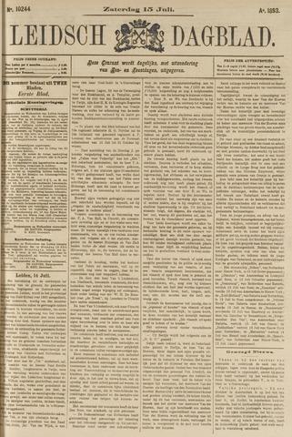 Leidsch Dagblad 1893-07-15