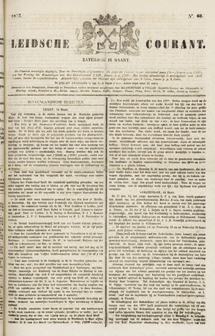 Leydse Courant 1873-03-15