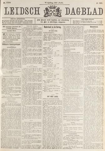 Leidsch Dagblad 1915-07-30