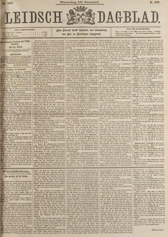 Leidsch Dagblad 1899-01-16