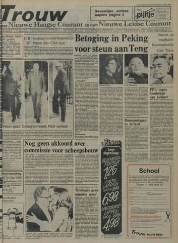 Nieuwe Leidsche Courant 1976-04-06