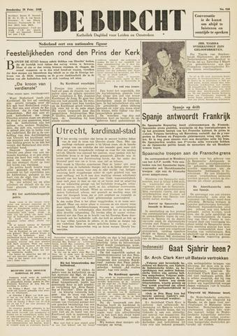 De Burcht 1946-02-28