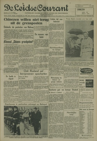 Leidse Courant 1959-08-29