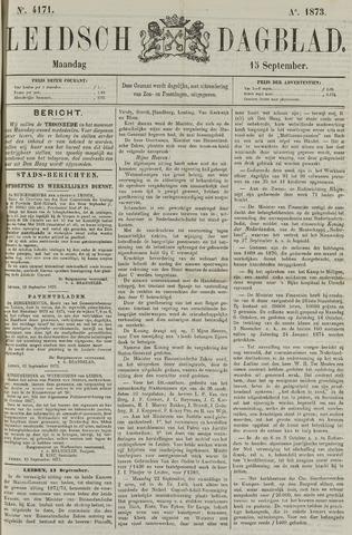 Leidsch Dagblad 1873-09-15