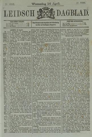 Leidsch Dagblad 1880-04-14