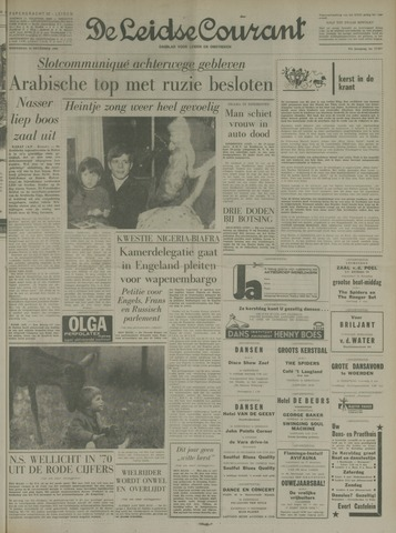 Leidse Courant 1969-12-24