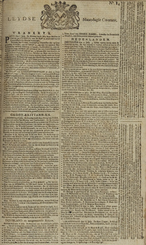 Leydse Courant 1766-07-14