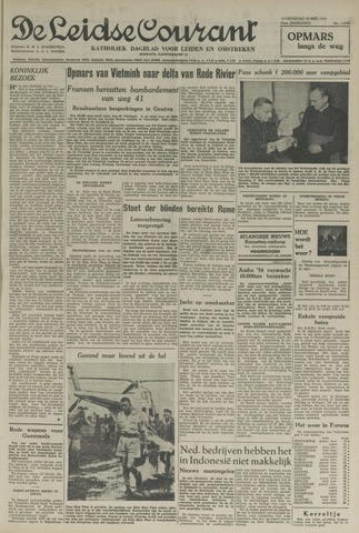 Leidse Courant 1954-05-19