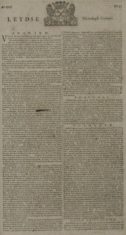 Leydse Courant 1727-05-05
