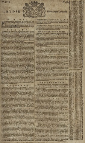 Leydse Courant 1765-03-11