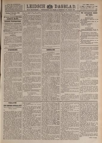 Leidsch Dagblad 1920-11-09