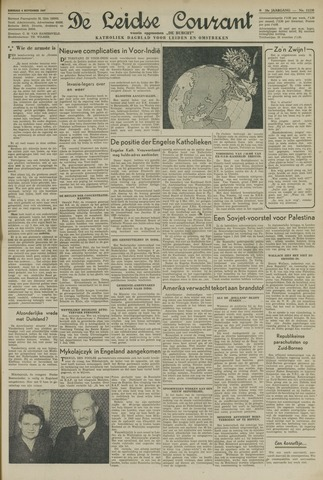 Leidse Courant 1947-11-04