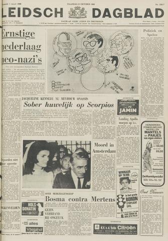 Leidsch Dagblad 1968-10-21