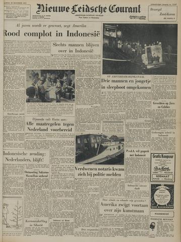 Nieuwe Leidsche Courant 1957-12-30