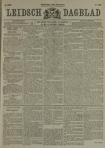Leidsch Dagblad 1909-01-26