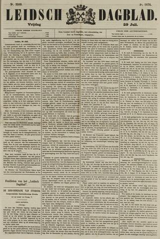 Leidsch Dagblad 1870-07-29