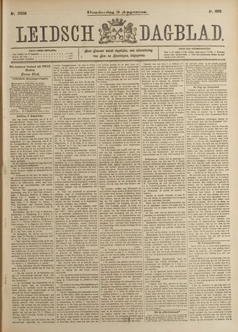 Leidsch Dagblad 1899-08-03