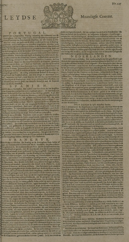 Leydse Courant 1725-10-22